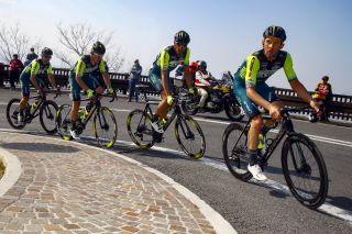 Settimana Internazionale Coppi e Bartali 2021 - 4th stage San Marino - San Marino 154 km - 26/03/2021 - - photo Roberto Bettini/BettiniPhoto©2021