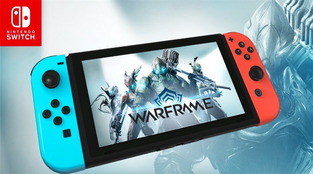warframe crossplay on nintendo switch developer says it s
