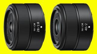 Nikon Z 40mm f/2 & Z 28mm f/2.8