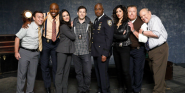 Check Out The Brooklyn Nine-Nine Cast And Crew Celebrating The Season 8 Renewal At NBC