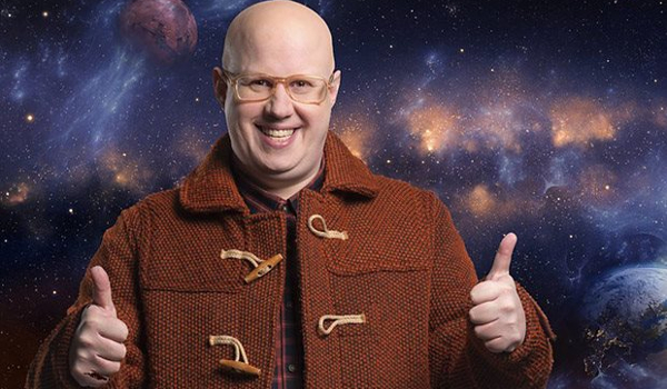 Doctor Who Nardole all thumbs up