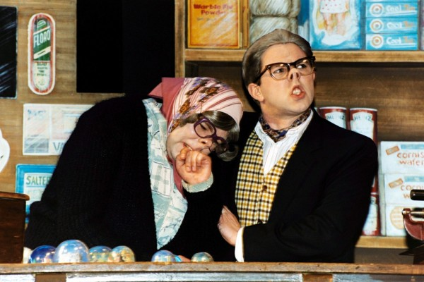 The much loved characters Tubbs and Edward were killed off in series three of League of Gentlemen (Yui Mok/PA)
