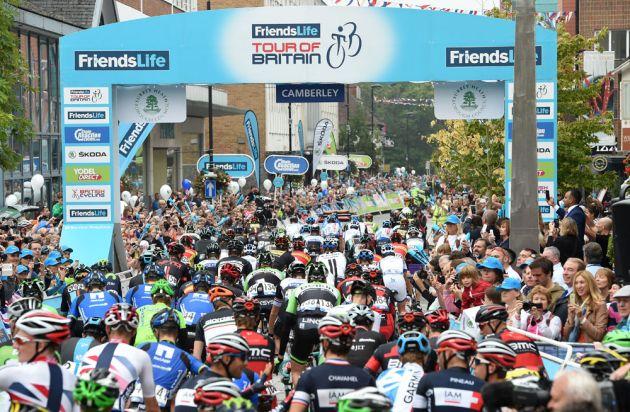 Tour Of Britain  Route Unveiled