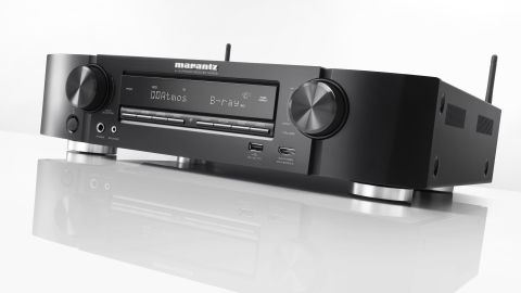 Marantz NR1608 Dolby Atmos AV receiver review | TechRadar