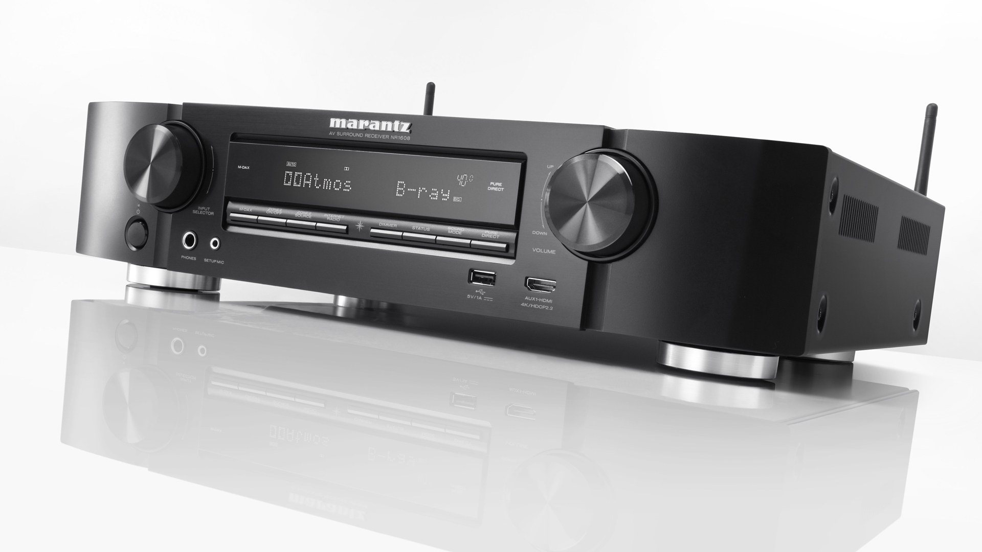 Marantz Nr1608 Dolby Atmos Av Receiver Techradar Xbox 360 Automatically Resets With Hdmi Switches Page 10 Avs Forum