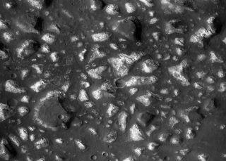 Eridania region on Mars