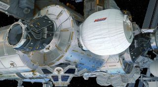 BEAM Bigelow Expandable Activity Module