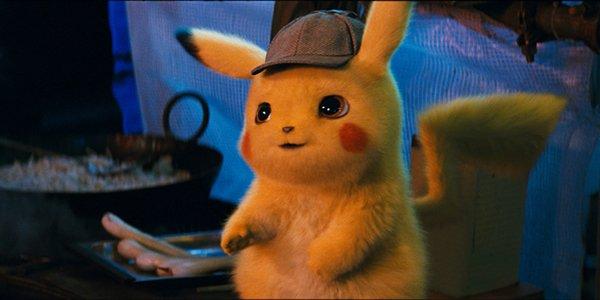 Pikachu in Detective Pikachu