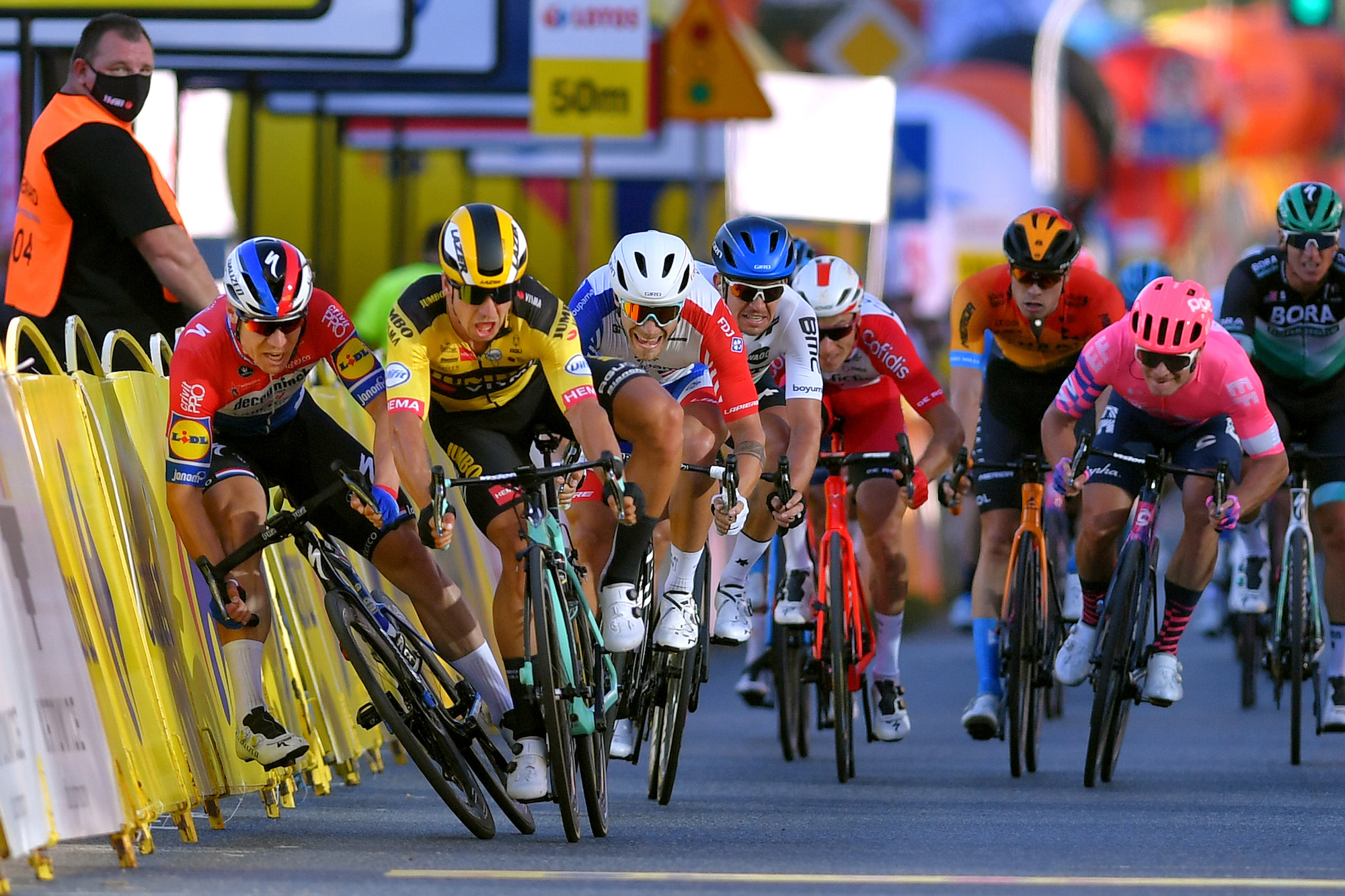 Cycling's back! GettyImages-1264124374
