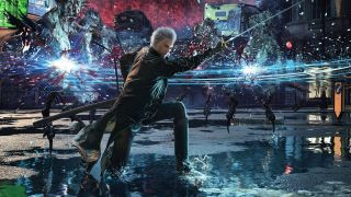 Devil May Cry 5 Special Ediiton