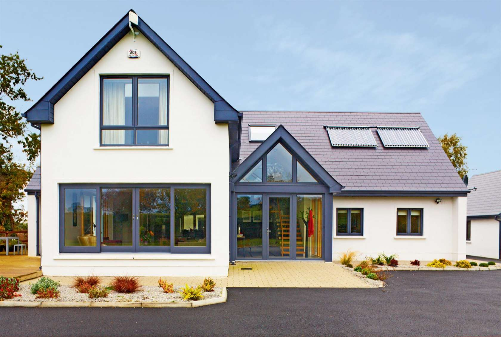Contemporary bungalow house plans ireland for Irish home designs
