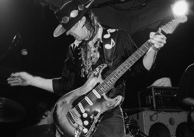 Stevie Ray Vaughan Opens Up in His First Guitar World Interview from 1984