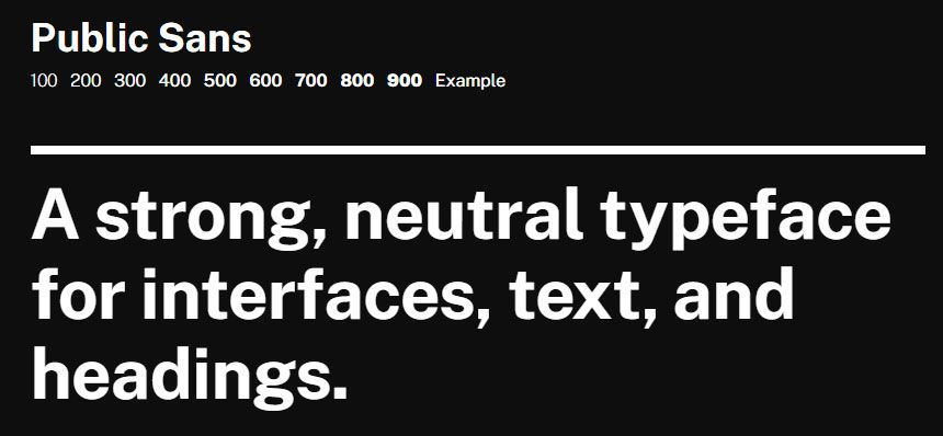 The best free sans serif fonts of 2019 | Creative Bloq