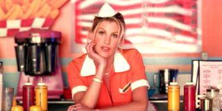 faith hill dressed as waitress music video