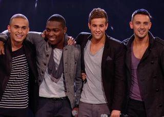 X Factor: Risk member Ashley J Baptiste quits!
