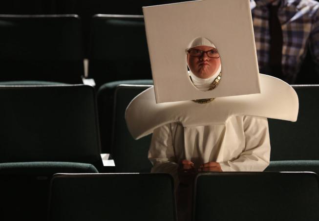 Glee Photos For November Episodes Tease Adam Lambert, Twerking And More #29534