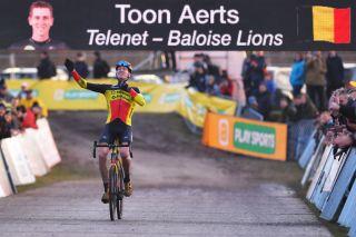 Toon Aerts (Telenet-Baloise Lions)