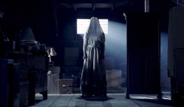 The Curse of La Llorona hiding in the attic