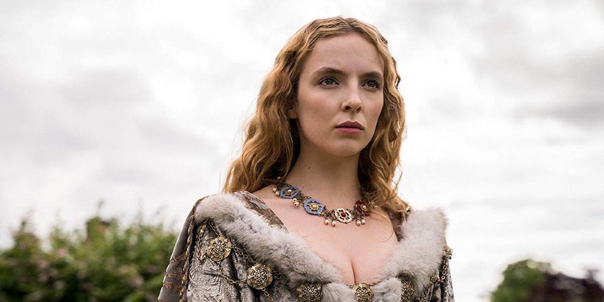 Jodie Comer on The White Queen