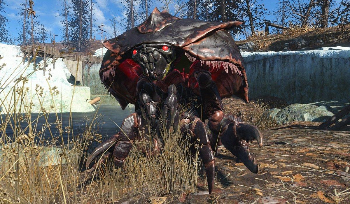 Mirelurk Fallout