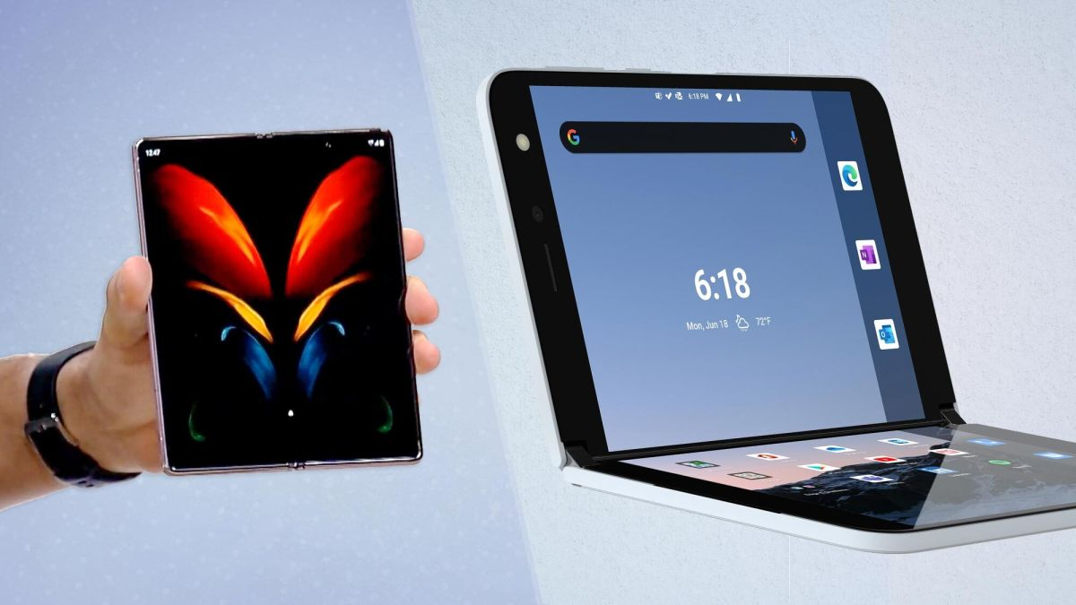 Microsoft Surface Duo vs. Samsung Galaxy Z Fold 2: Which foldable will win?