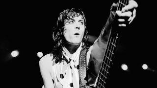 Pete Way onstage