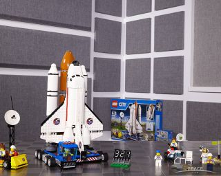Lego Spaceport Kit