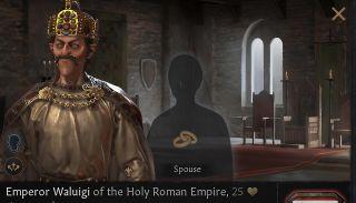 Crusader Kings 3 Waluigi