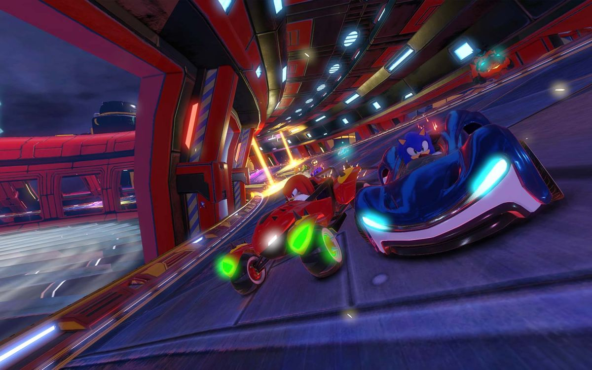 Team Sonic Racing Review: A Fun But Fleeting Budget Racer