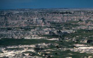 Badlands National Park NPS Archive