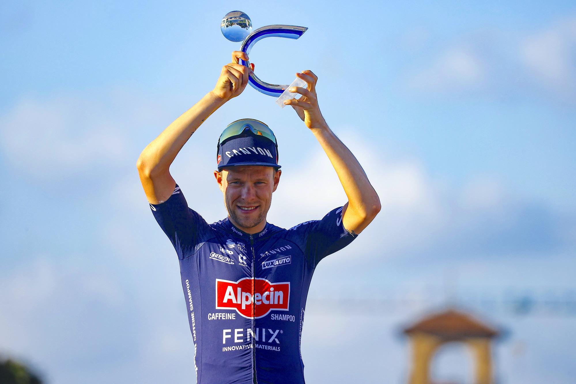 Meurisse: Van der Poel is the biggest rider at Alpecin-Fenix but it's not  only him