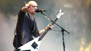 Devin Townsend at Bloodstock
