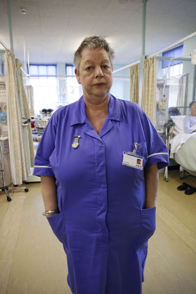 Jo Brand: 'The real NHS is nothing like Holby' | News | TV ...