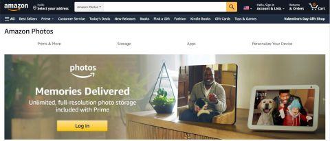 Amazon Photos Hero