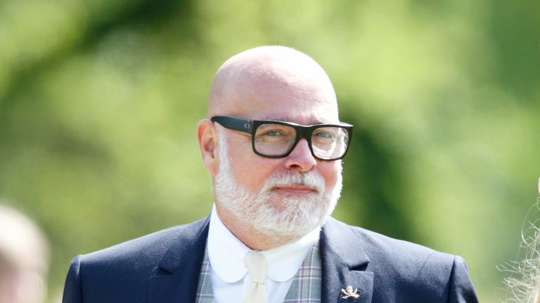 """Kate Middleton's uncle has advised Prince Harry to """"get a grip"""" or risk losing his relationship with the Royal Family. ENGLEFIELD GREEN, UNITED KINGDOM - MAY 20: (EMBARGOED FOR PUBLICATION IN UK NEWSPAPERS UNTIL 48 HOURS AFTER CREATE DATE AND TIME) Gary Goldsmith attends the wedding of Pippa Middleton and James Matthews at St Mark's Church on May 20, 2017 in Englefield Green, England. (Photo by Max Mumby/Indigo/Getty Images)"""