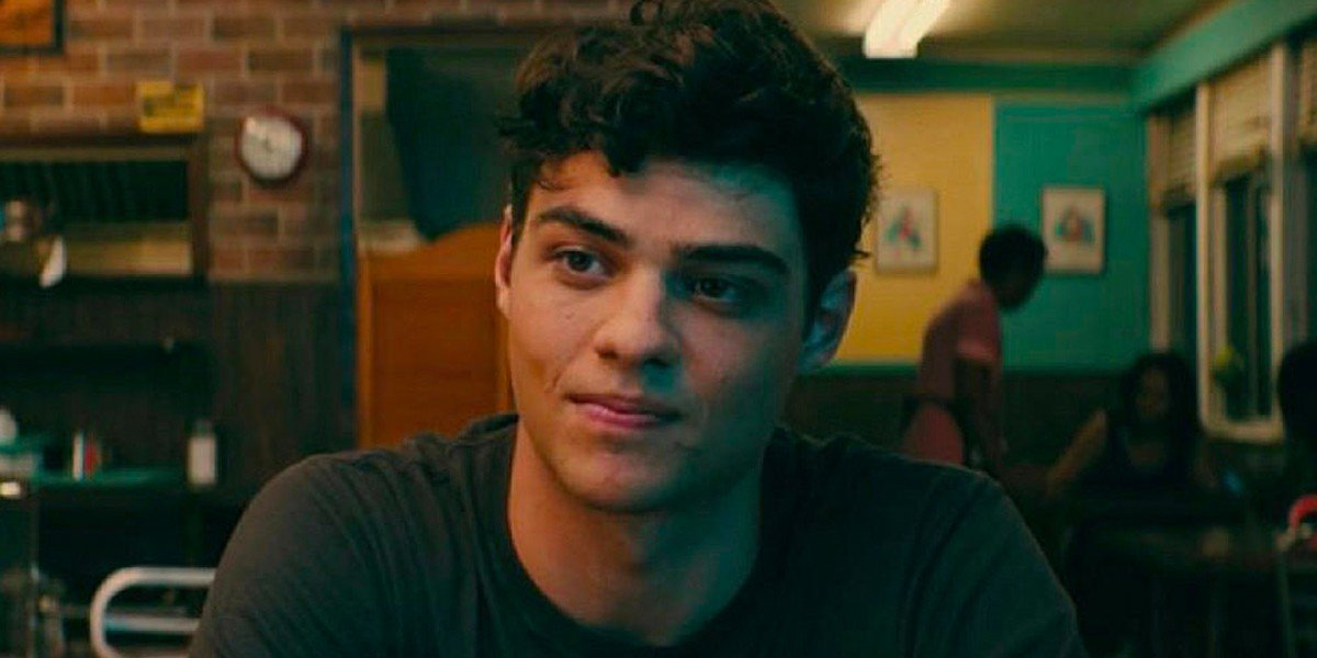 Noah Centineo as Peter Kavinsky in To All the Boys I've Loved Before (2018)