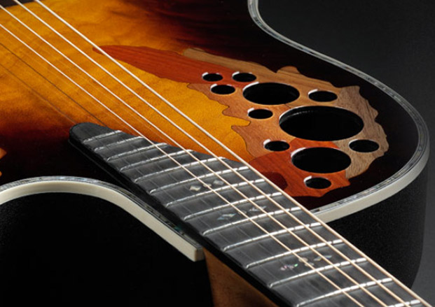 Review:Ovation Guitars Elite Plus Contour Koa | Guitarworld