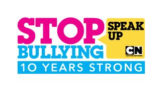 Cartoon Network's Stop Bullying campaign
