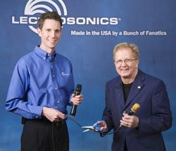 Lectrosonics Partners With Heil Sound