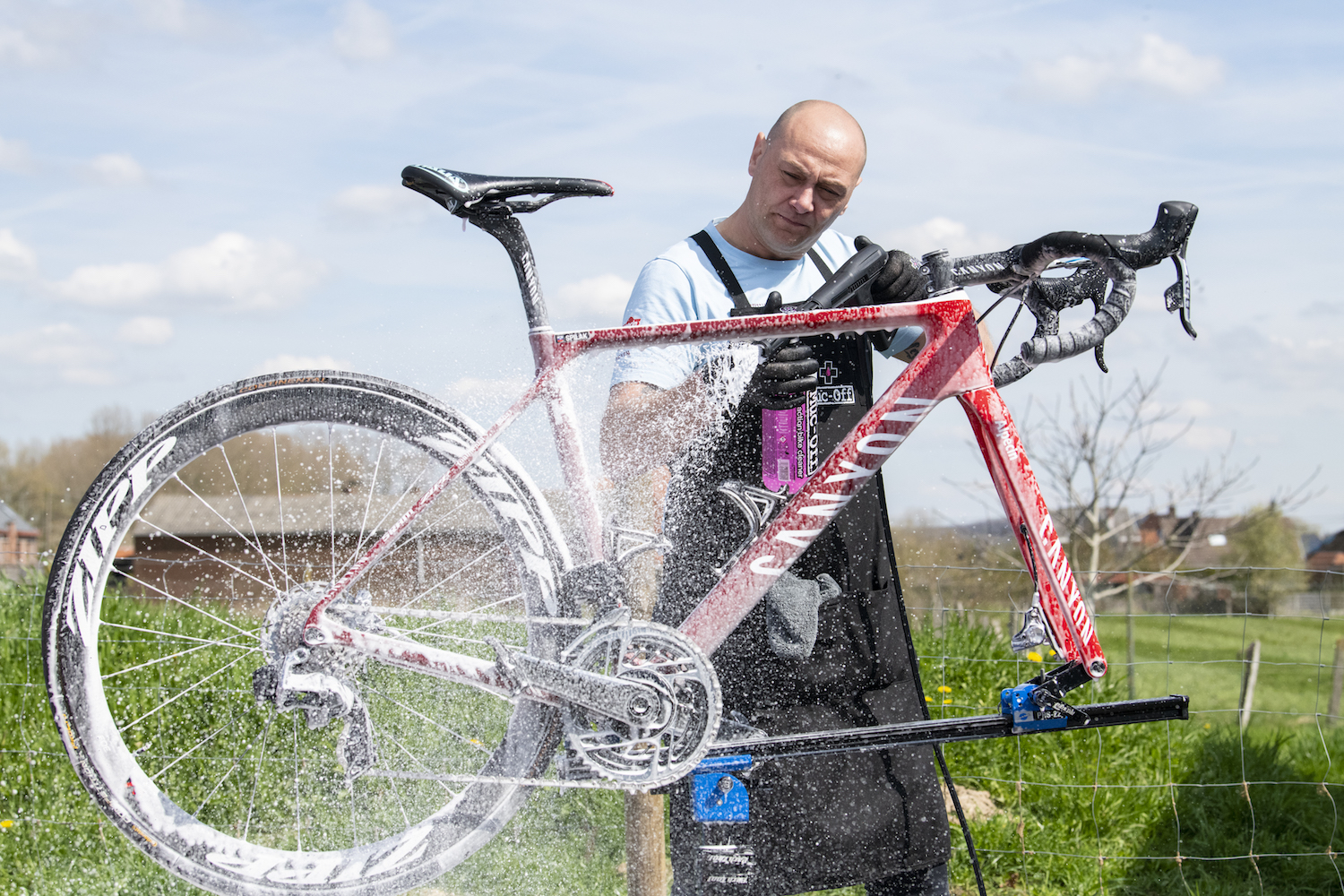 Muc-Off launches a bike-specific pressure washer - Cycling Weekly