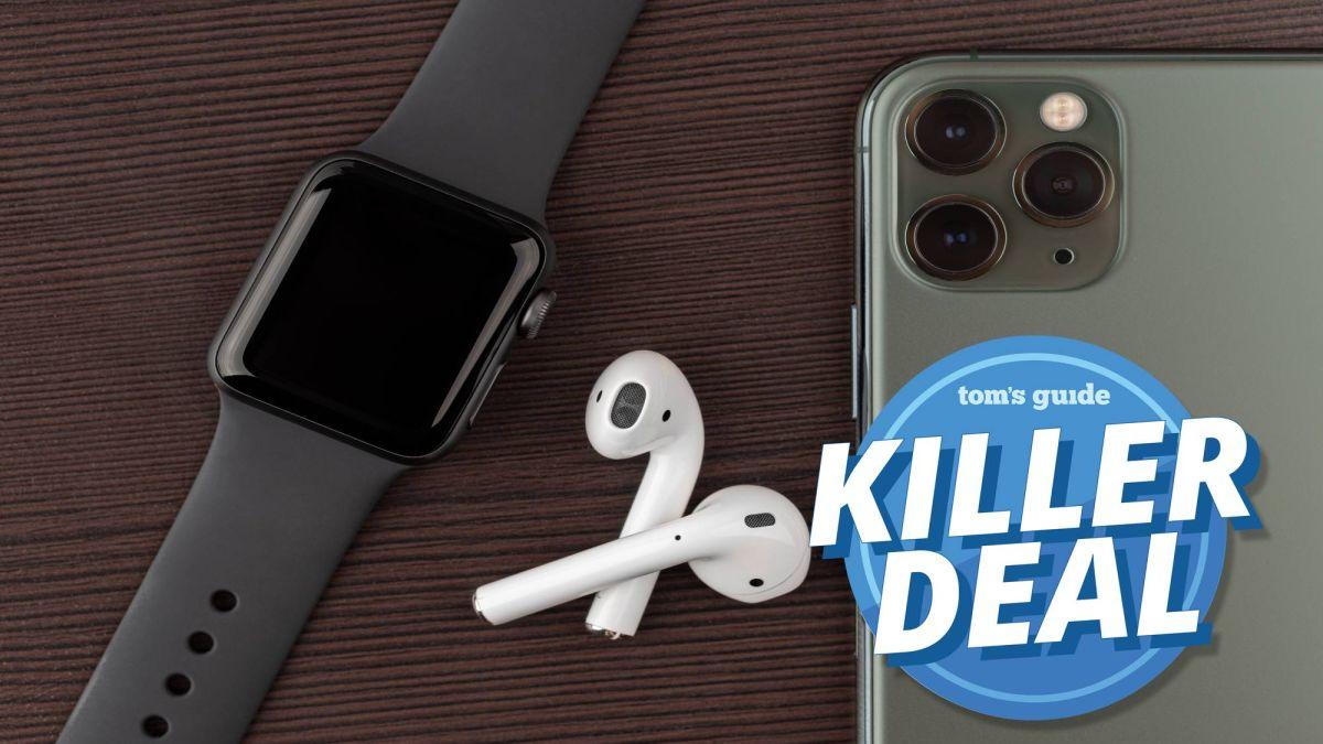 Massive Apple Sale at Best Buy: Save on Apple Watch, MacBook Air, iPad