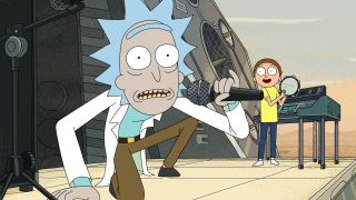 Rick and Morty season 4 episode count