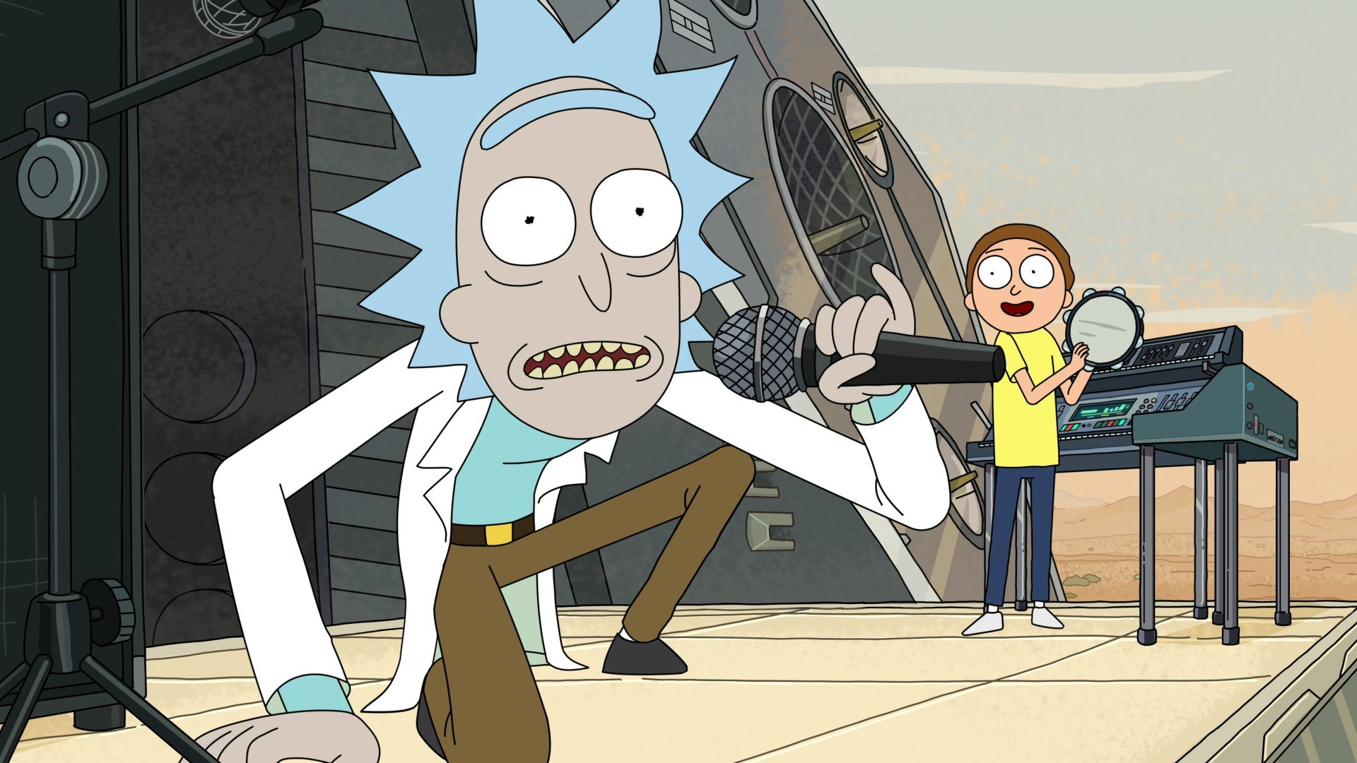 Rick and Morty season 4 release date, cast, trailer, episode