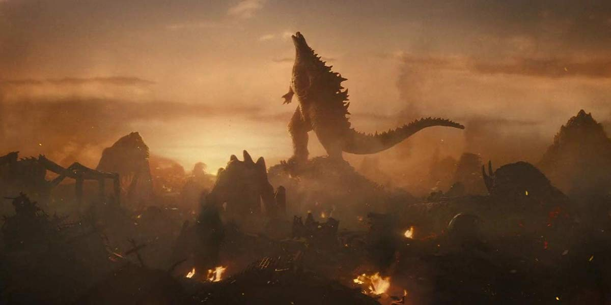 Godzilla in King of Monsters
