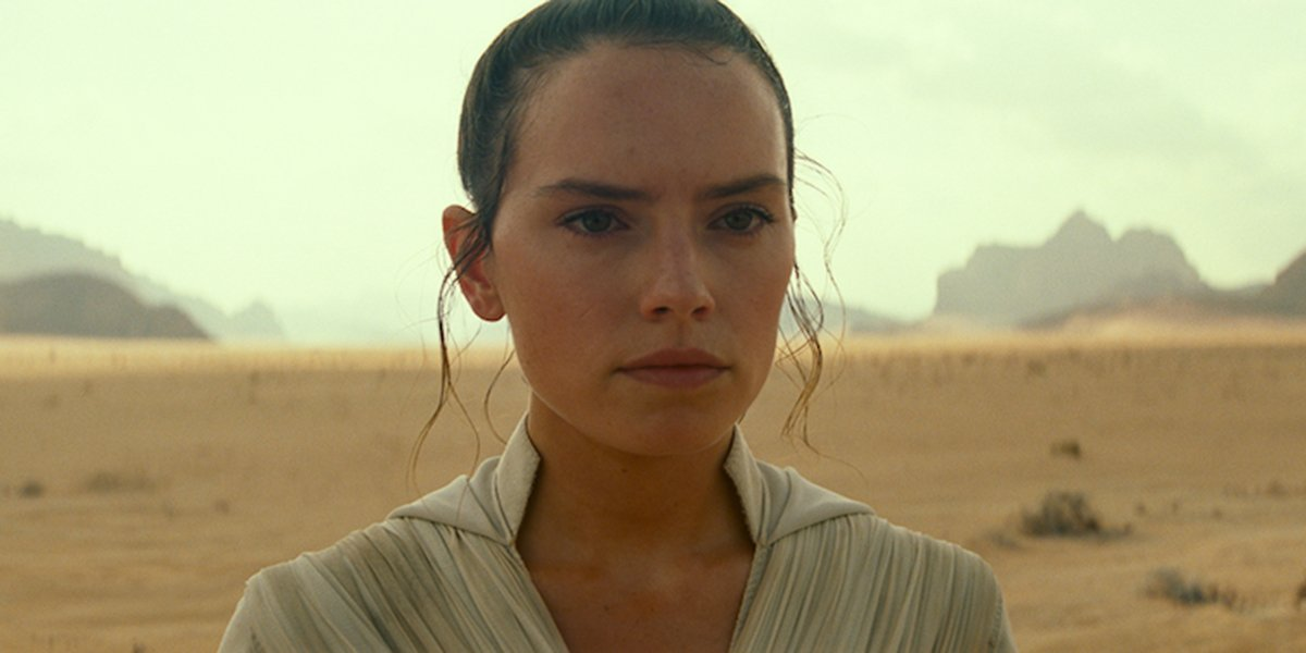 Rey breathing and waiting