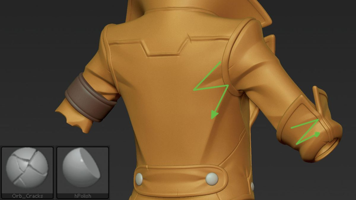 How to create a video game character in ZBrush | Creative Bloq