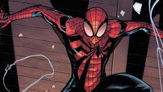 Free Comic Book Day 2021: Spider-Man/Venom art