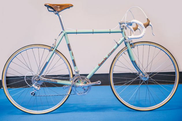 Bianchi unveils new retro ride - Cycling Weekly 03481e253