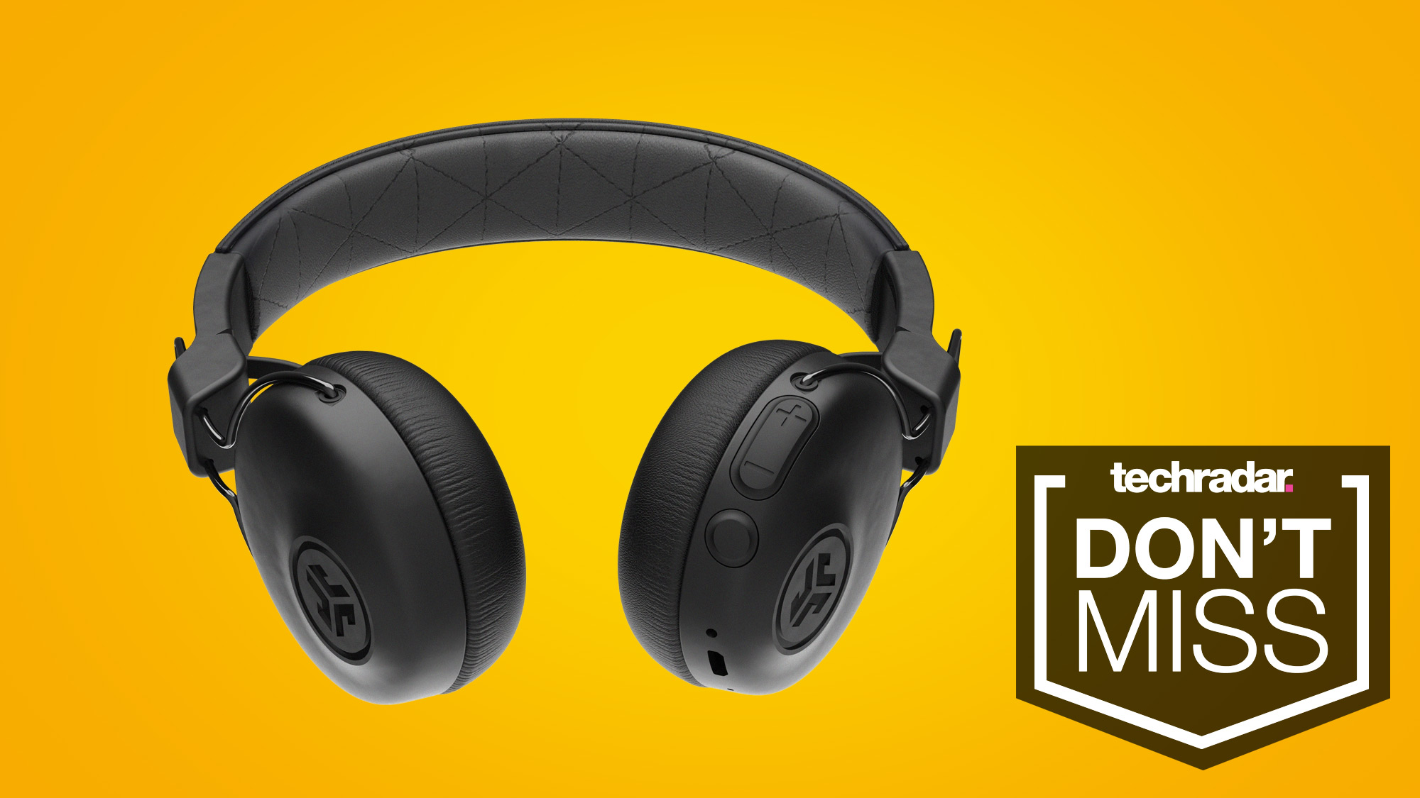These wireless noise canceling headphones are just $30 in Walmart Black Friday deals thumbnail