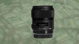 Grab an early Black Friday bargain: The Sigma 35mm f/1.4 DG Art lens is now $649!